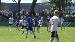 U 15-Junioren: Highlights Länderspiel gegen die Niederlande