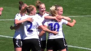 Highlights: 1899 Hoffenheim vs. FF USV Jena