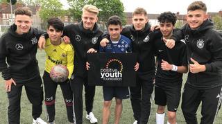 U 17-Junioren: Eine Einheit mit Herz