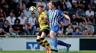 Highlights: Borussia Dortmund vs. Hertha BSC