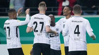 Der Weg ins Finale: Eintracht Frankfurt