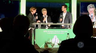 Pokalabend der Frauen in Köln