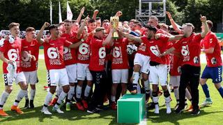 SC Freiburg gewinnt den DFB-Vereinspokal der Junioren