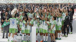 VfL Wolfsburg gewinnt den DFB-Pokal der Frauen 2018