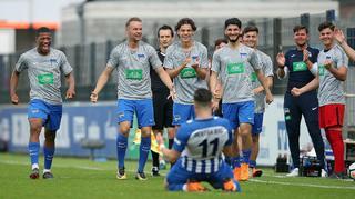Der Weg ins Finale: Hertha BSC