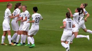 Highlights: SGS Essen vs. 1. FFC Frankfurt
