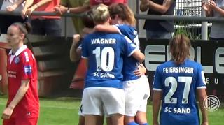 Highlights: SC Sand vs. MSV Duisburg