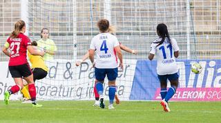 Highlights: FF USV Jena  vs. SC Freiburg