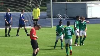 U 14-Sichtungsturnier der Junioren: Der 4. Spieltag