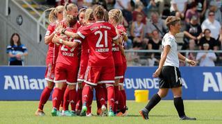 Highlights: 1. FFC Frankfurt vs. Bayern München
