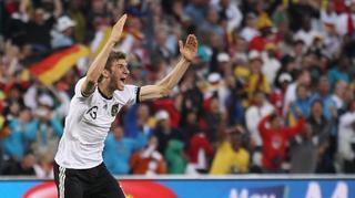WM 2010: Die schönsten Bilder vom Achtelfinale gegen England