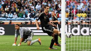 WM 2010: Die schönsten Bilder vom Viertelfinale gegen Argentinien