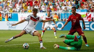 WM 2014: die schönsten Bilder vom Spiel gegen Portugal