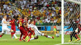 WM 2014: die schönsten Bilder vom Spiel gegen Ghana