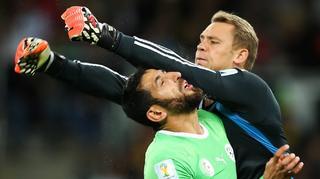 WM 2014: Die schönsten Bilder vom Achtelfinale gegen Algerien