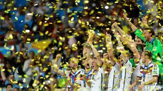 WM 2014: Die schönsten Bilder vom Finale gegen Argentinien