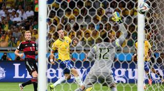 WM 2014: Die schönsten Bilder vom Halbfinale gegen Brasilien
