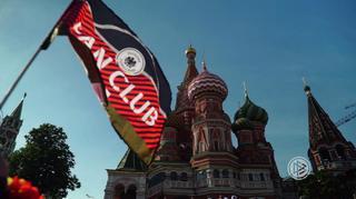 Fans on Tour in Moskau
