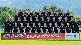 Elite-Schiedsrichter: Trainingslager in Grassau
