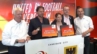 Das Regionale EURO 2024-Botschafterteam Dortmund