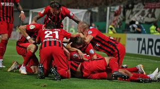 DFB Cup Men:  SV Wehen Wiesbaden vs. FC St. Pauli