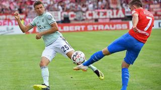 Highlights:  SV Drochtersen/Assel vs. Bayern München