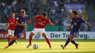 Highlights:  Erzgebirge Aue vs. 1. FSV Mainz 05
