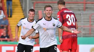 Highlights: Rot-Weiß Oberhausen vs. SV Sandhausen