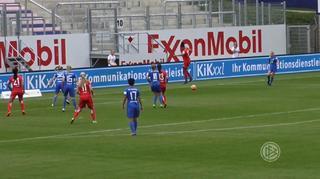 2. Frauenbundesliga: SV Meppen vs 1. FC Köln