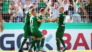 Highlights: BSG Chemie Leipzig  vs. Jahn Regensburg