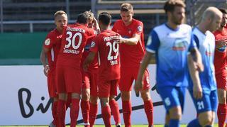 Highlights:  SSV Jeddeloh vs. 1. FC Heidenheim