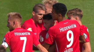 DFB Cup Men:  SSV Jeddeloh vs. 1. FC Heidenheim