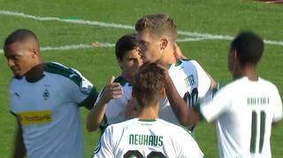 DFB Cup Men:  BSC Hastedt vs. Borussia Mönchengladbach