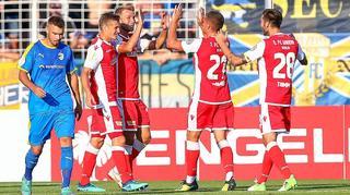 DFB Cup Men:  FC Carl Zeiss Jena vs. 1. FC Union Berlin