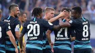 Highlights:  Eintracht Braunschweig vs. Hertha BSC
