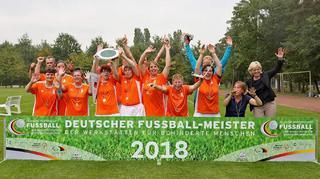 Frauen des Teams Berlin holen Deutsche Meisterschaft der Werkstätten