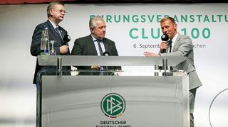Club 100 feiert Ehrenamtler in München