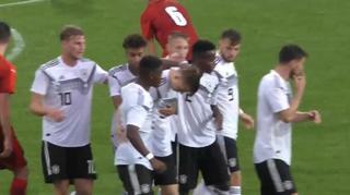 U 20-Männer: Länderspiel vs Tschechien