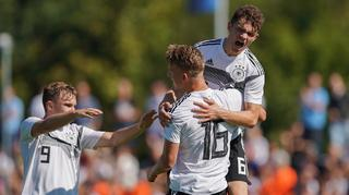 Vier-Nationenturnier: U 17 besiegt Israel