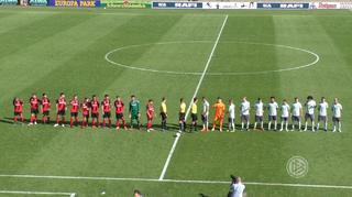 A-Junioren-Bundesliga: SC Freiburg vs. Bayern München