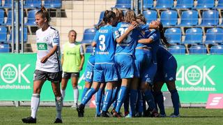 Highlights:  TSG Hoffenheim  vs. Turbine Potsdam