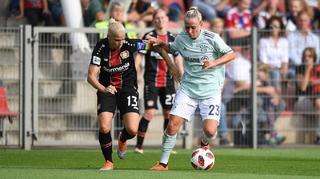 Highlights: Bayer 04 Leverkusen vs. Bayern München
