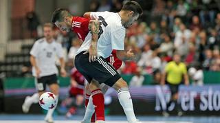 Futsal-Team unterliegt Georgien zum Auftakt