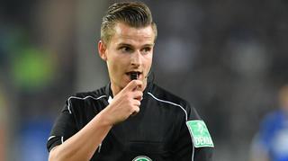 Entweder...oder? mit den DFB-Schiedsrichtern – Daniel Schlager