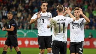 Highlights: Deutschland gegen Norwegen