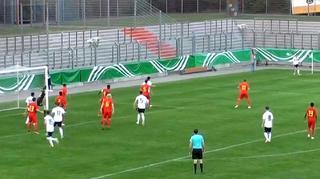 U 16-Junioren unterliegen Belgien 1:4