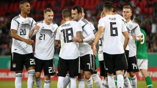 U 21 gewinnt 2:0 gegen Irland