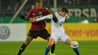 DFB Cup Men: Hannover 96 vs. VfL Wolfsburg