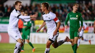 DFB Cup Men: BSG Chemie Leipzig vs. SC Paderborn 07