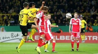 DFB Cup Men: Borussia Dortmund vs. 1. FC Union Berlin